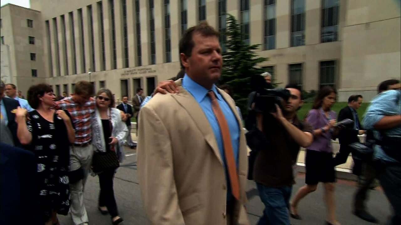 Baseball great Roger Clemens found not guilty of perjury