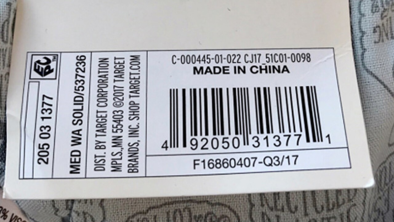 Girls' Jeans Recalled for Laceration Hazard