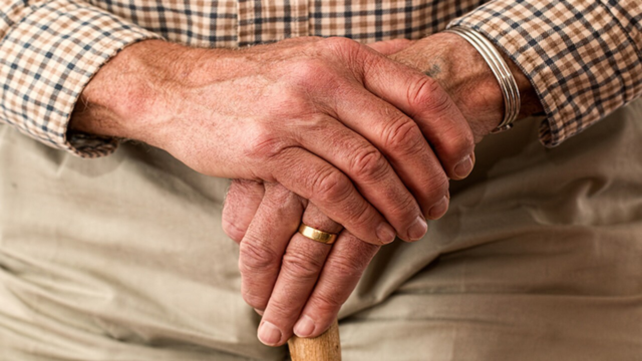 Perceptions of old age change as we age