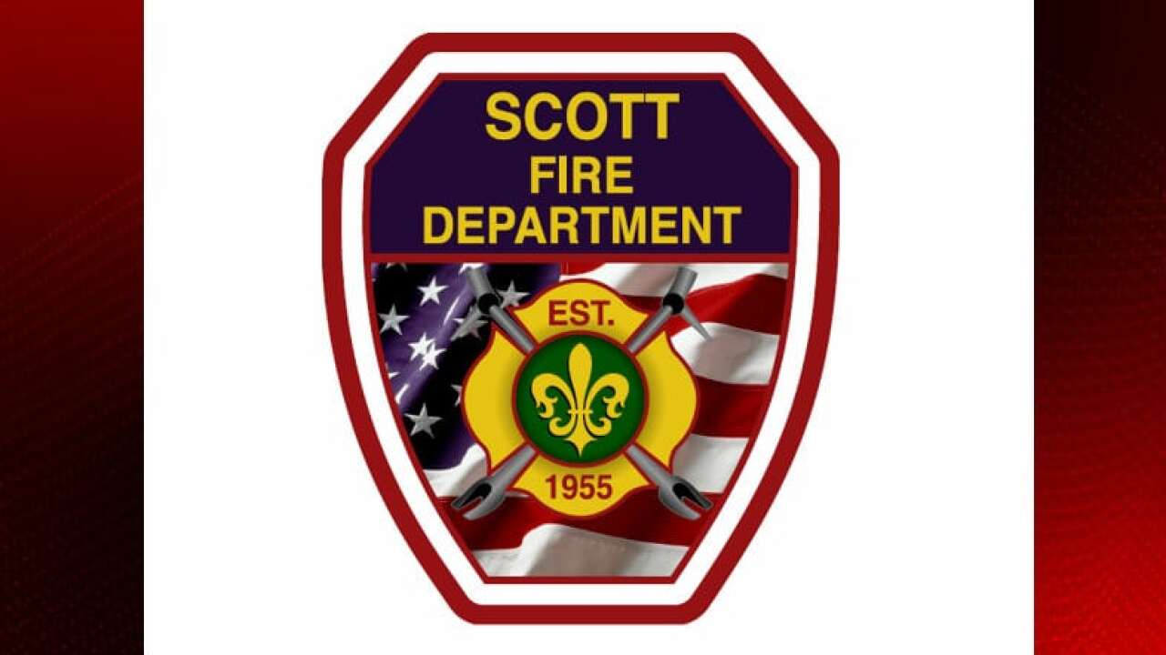Scott Fire Department receives grant for new equipment