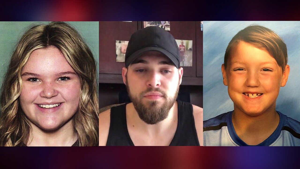 'This is really, really tough for us': Brother of missing childrenspeaks