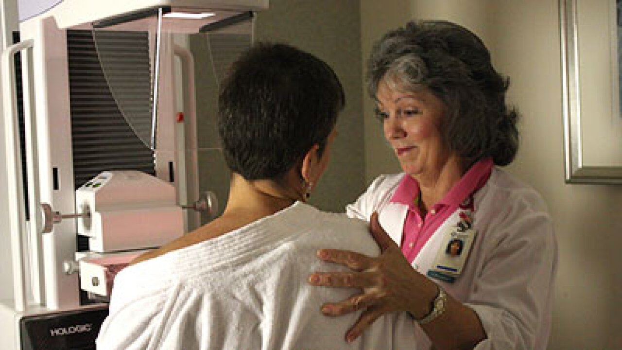 Professors: Komen overstating benefits of mammograms