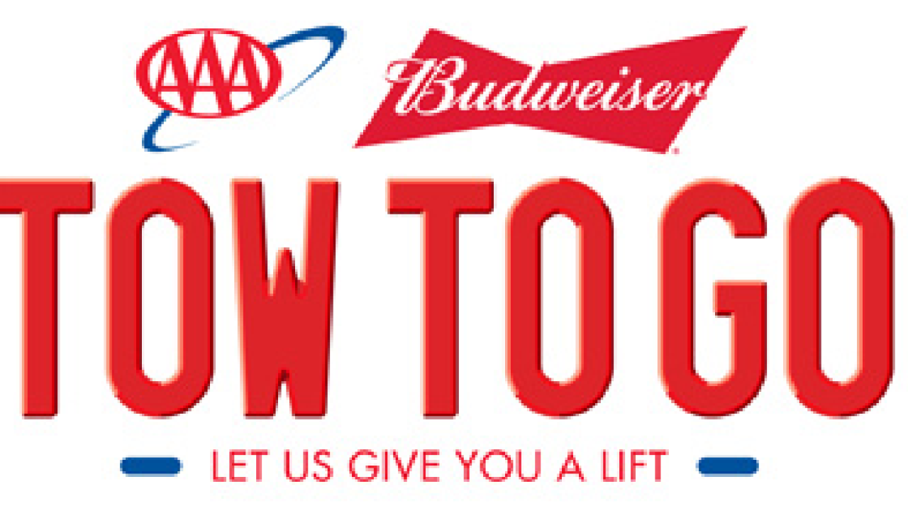 AAA Will Tow You And Your Car Home For Free On Christmas