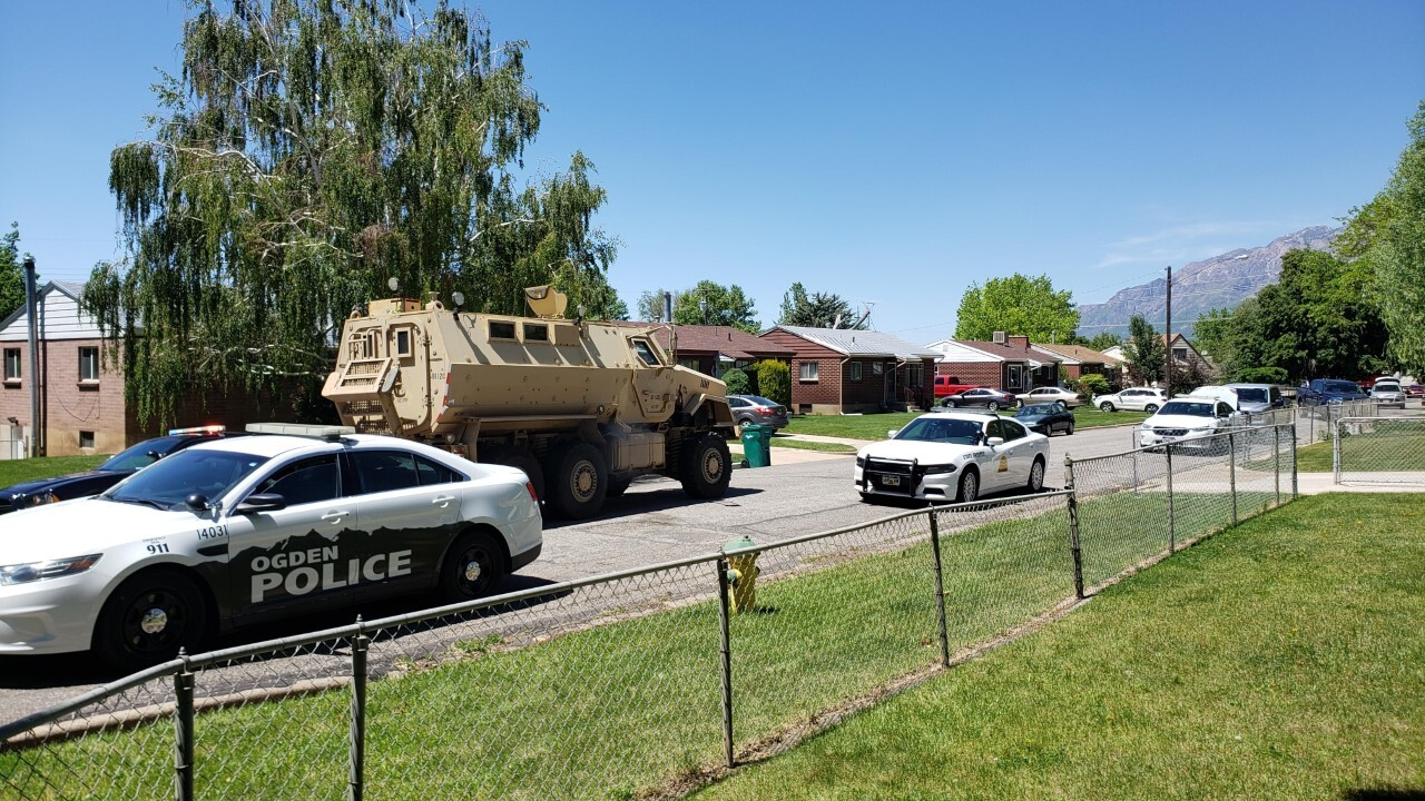 Officer-Involved Shooting in Ogden, May 28, 2020