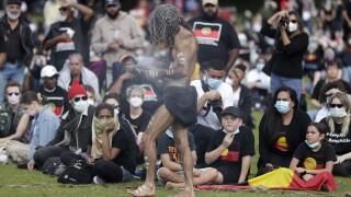 America Racial Injustice Australia