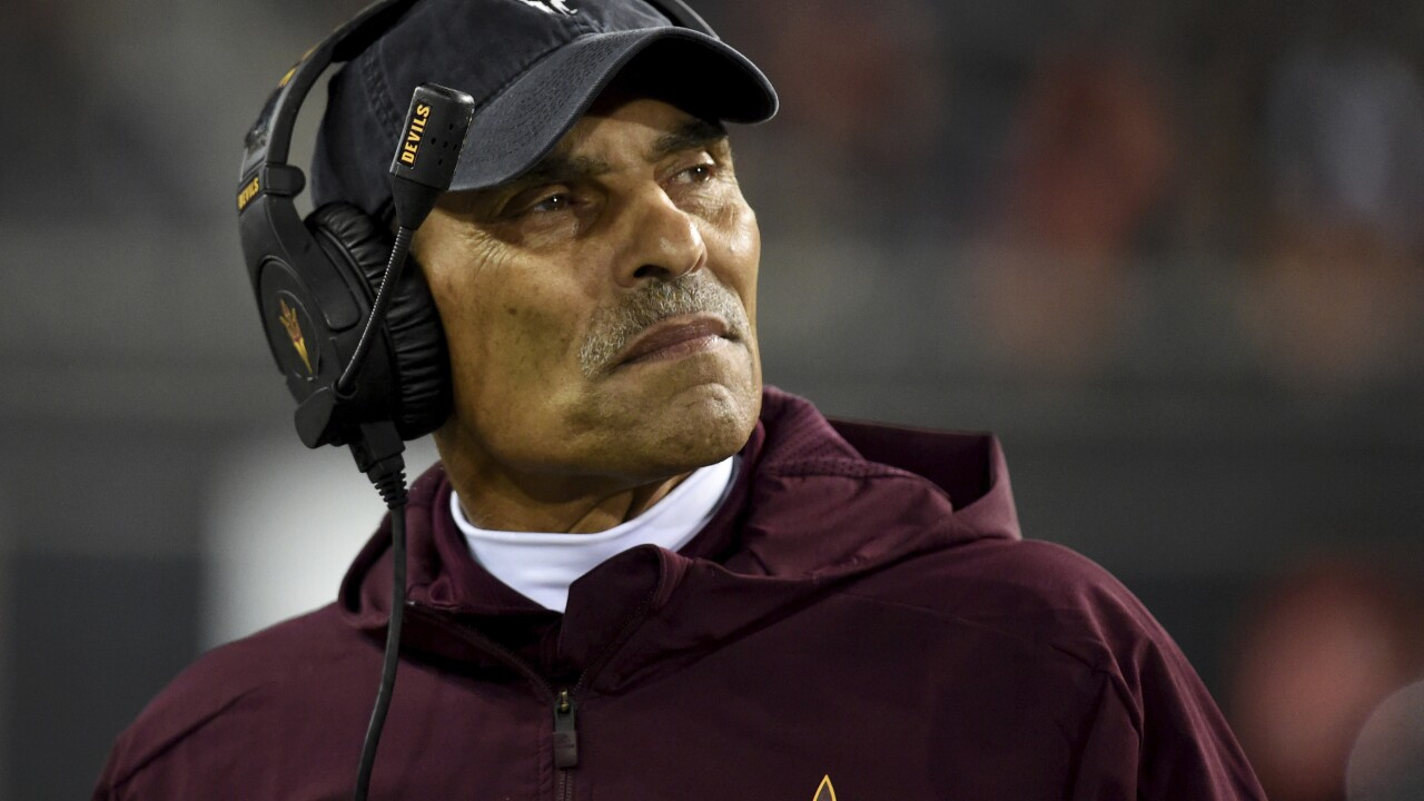 ASU/Cal football game canceled after Coach Herm, players test positive for COVID-19
