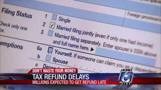 Many are enduring excruciating waits for IRS tax refunds