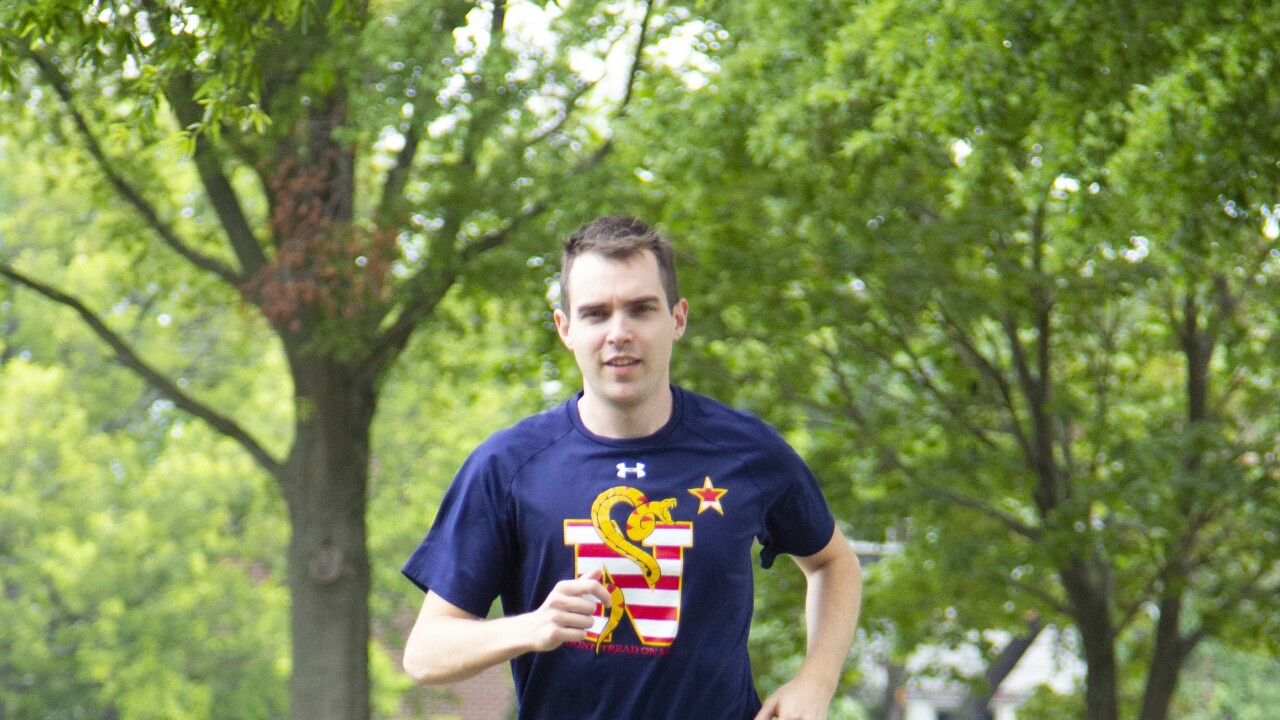 Norfolk-based Sailor Saves Lives during Evening Run