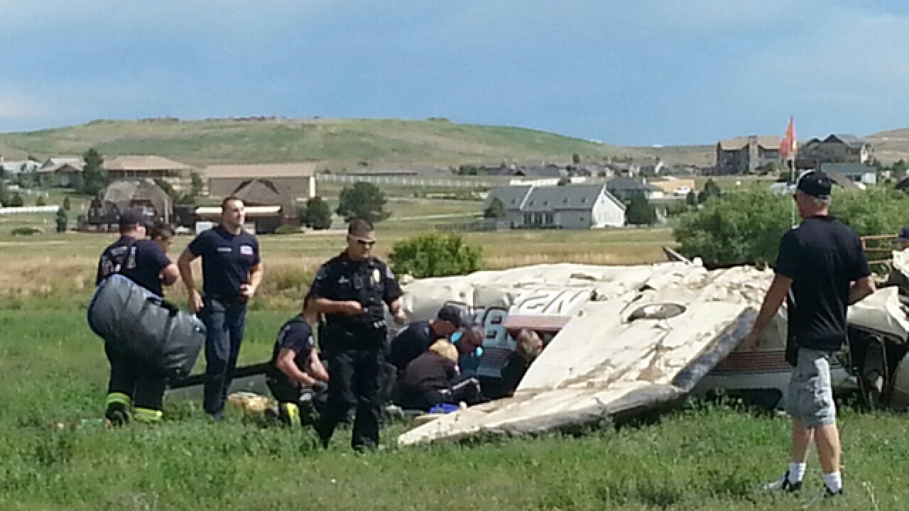 NTSB: Pilot error caused plane crash that killed 5