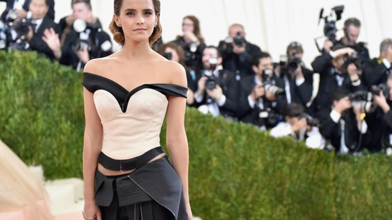 Emma Watson named in Panama Papers' leak