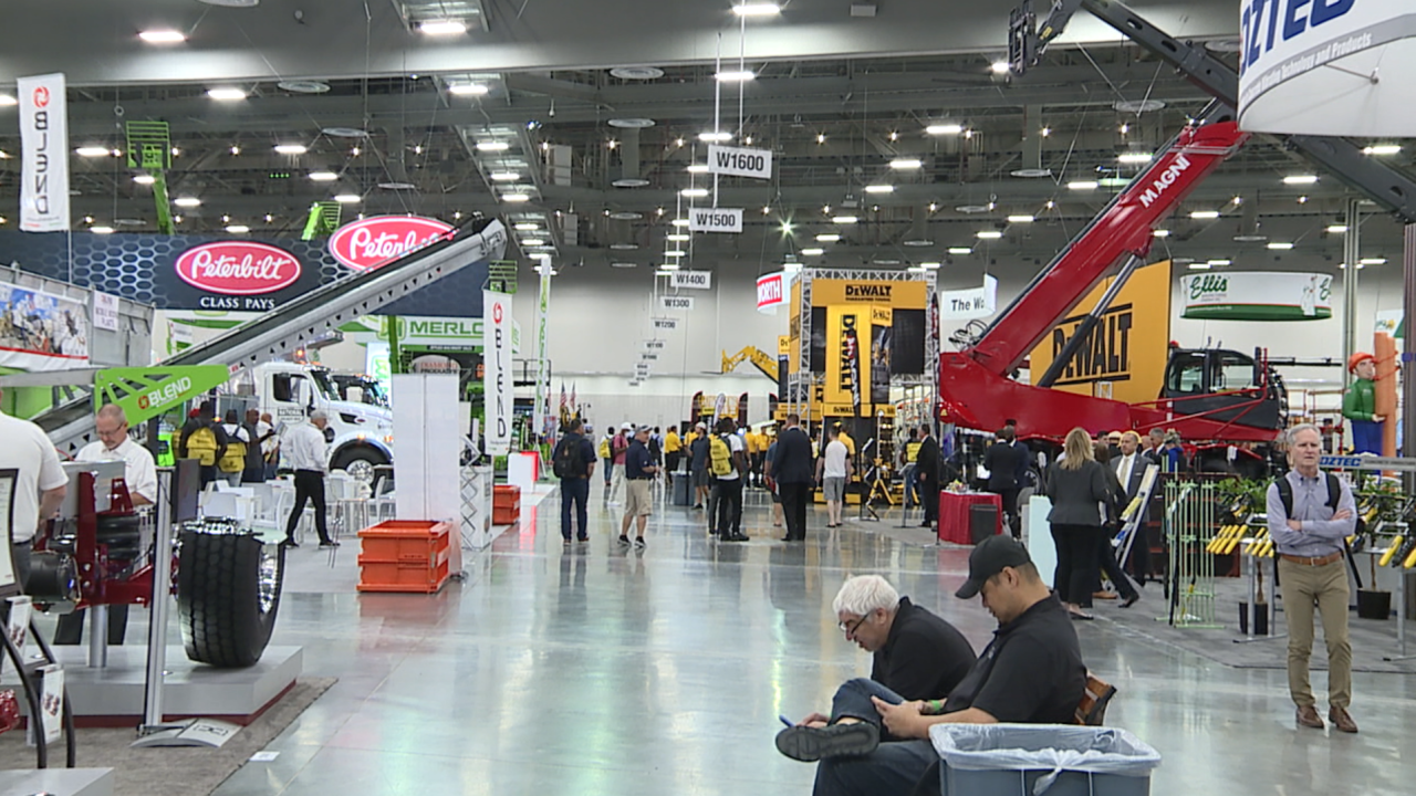World of Concrete providing hope for full economic comeback of Las Vegas convention industry