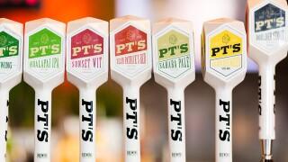 PT's taverns offering original craft brews