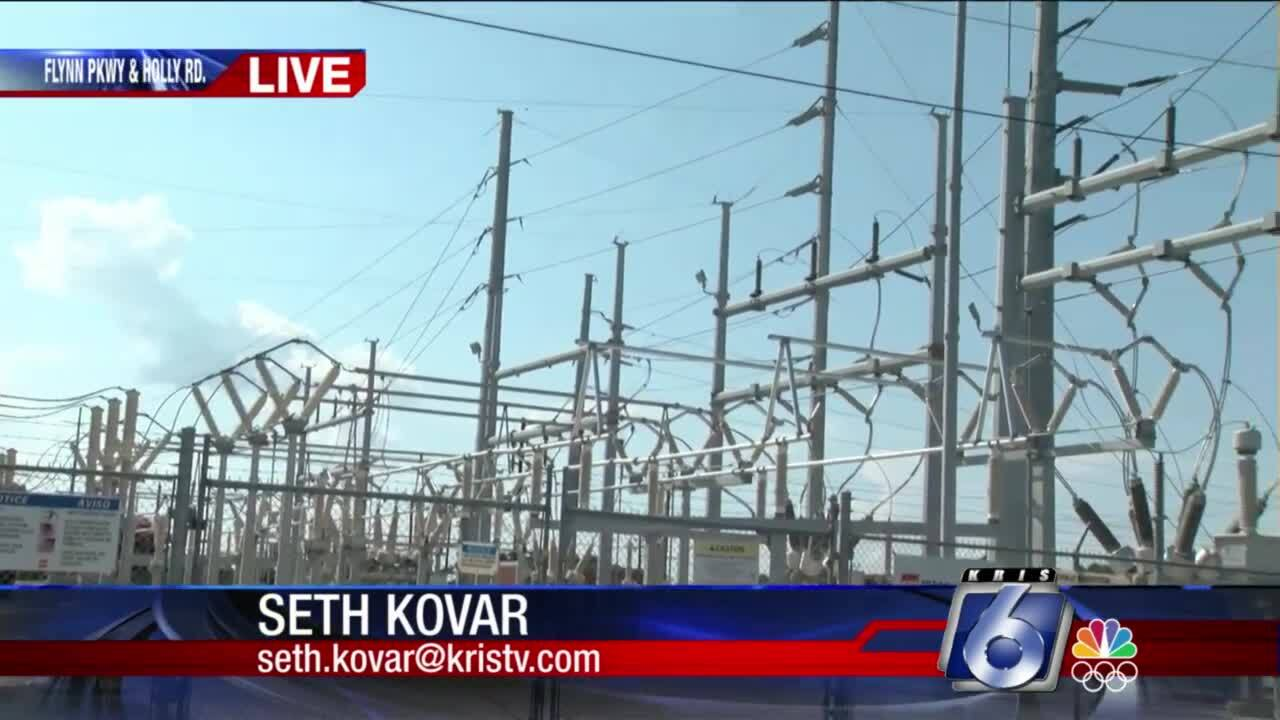 ERCOT asking Texans to reduce electrical usage through Friday