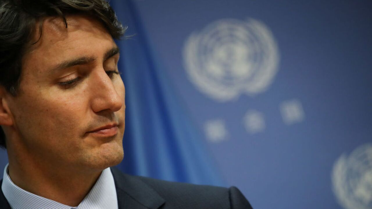 Justin Trudeau could learn tonight whether he'll remain Canadian prime minister