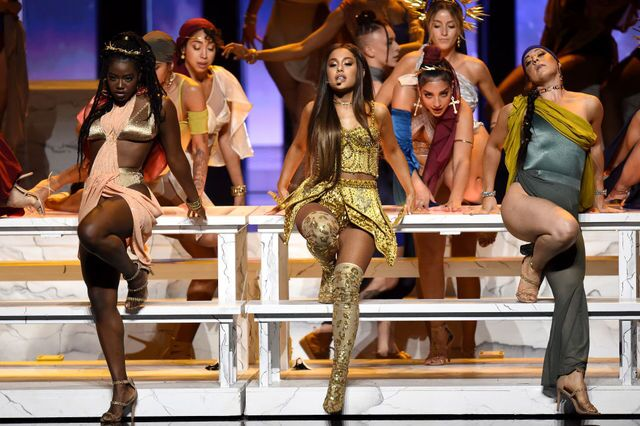 2018 VMAs: Star-studded in New York City