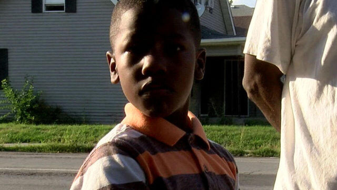 7-year-old forced to walk home from Indy school