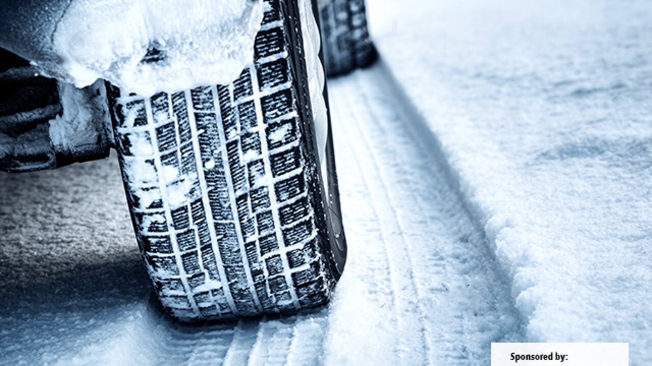 5 tips for driving in the snow