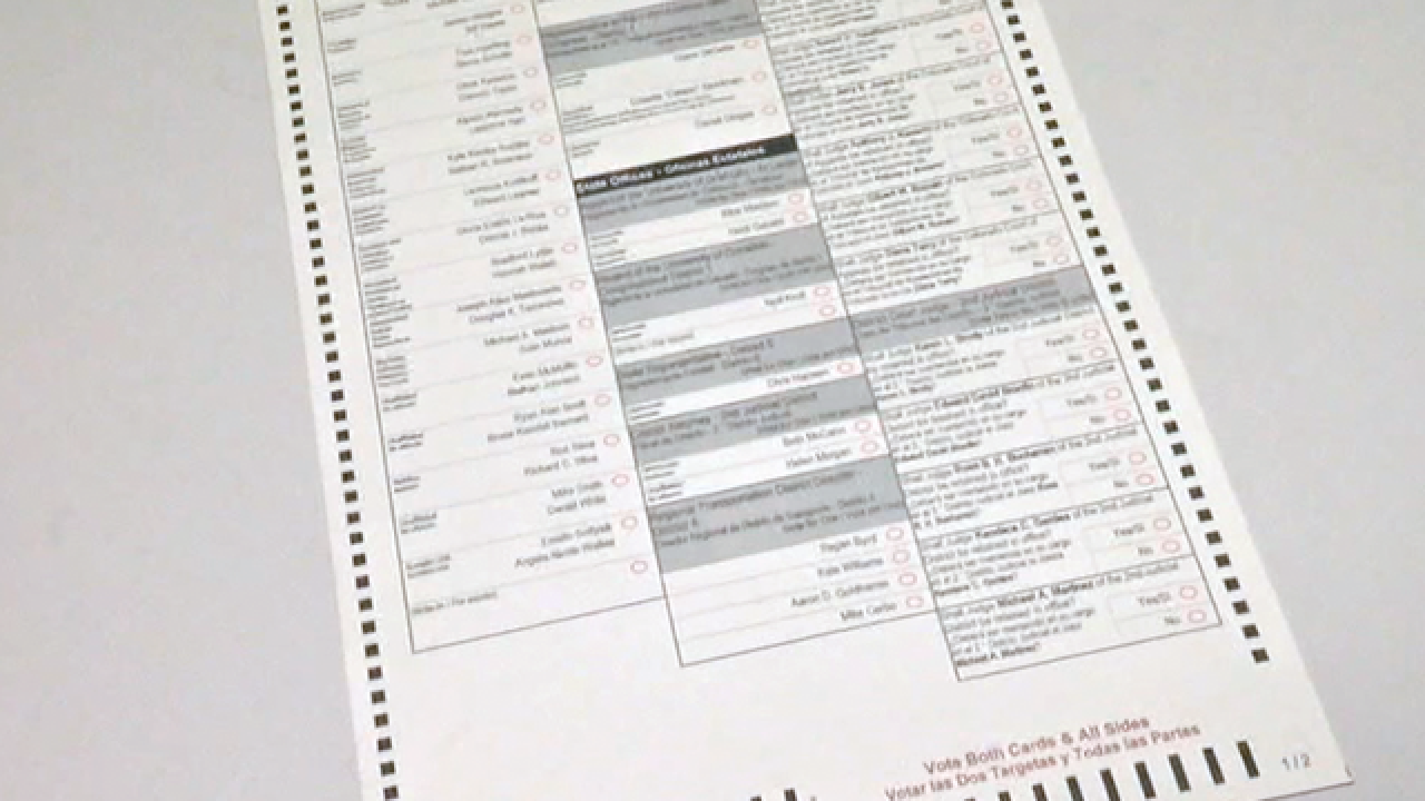 More than 20K ballots in Colorado not counted because of signature discrepancies, ID problems