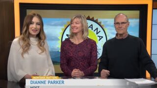 Montana Matters Interview with Billings TrailNet