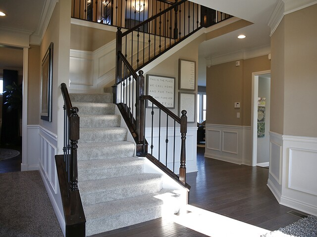 Home Tour: Reserve at Deer Run model house offers almost endless options