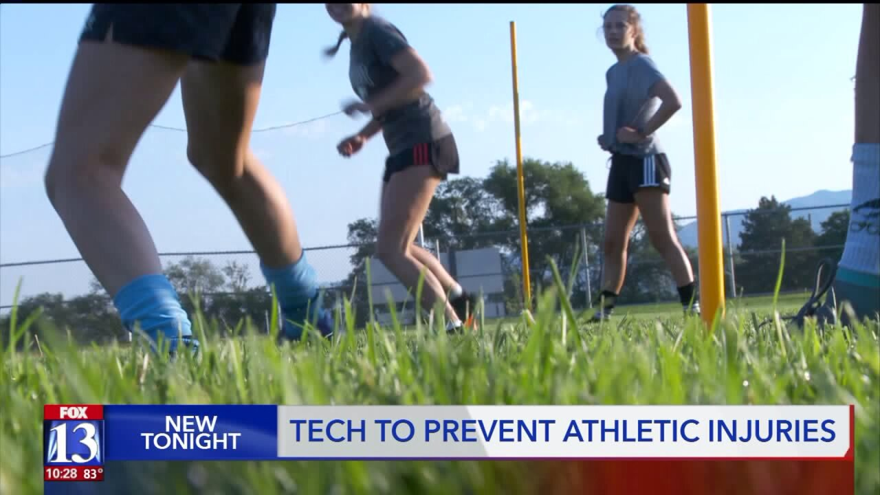 New app 'Athlete Monitoring' helping high school students and coaches prevent injury