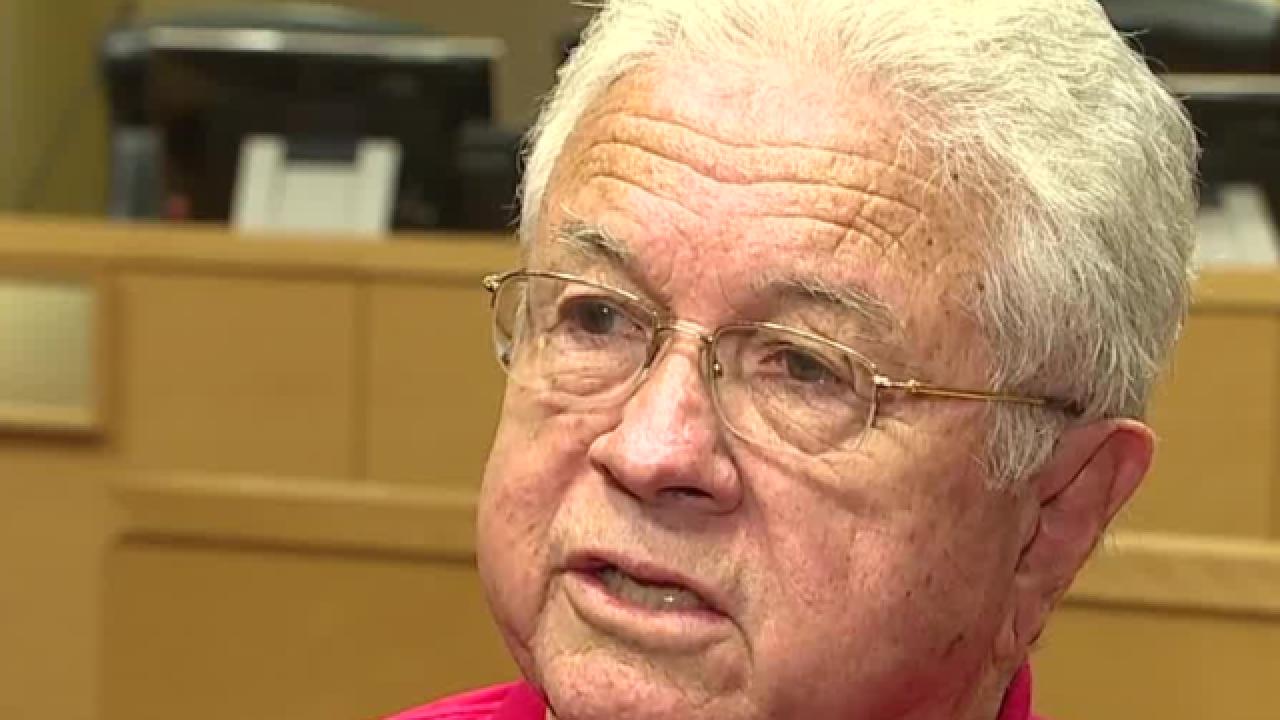 Councilman defends profanity in Badlands battle