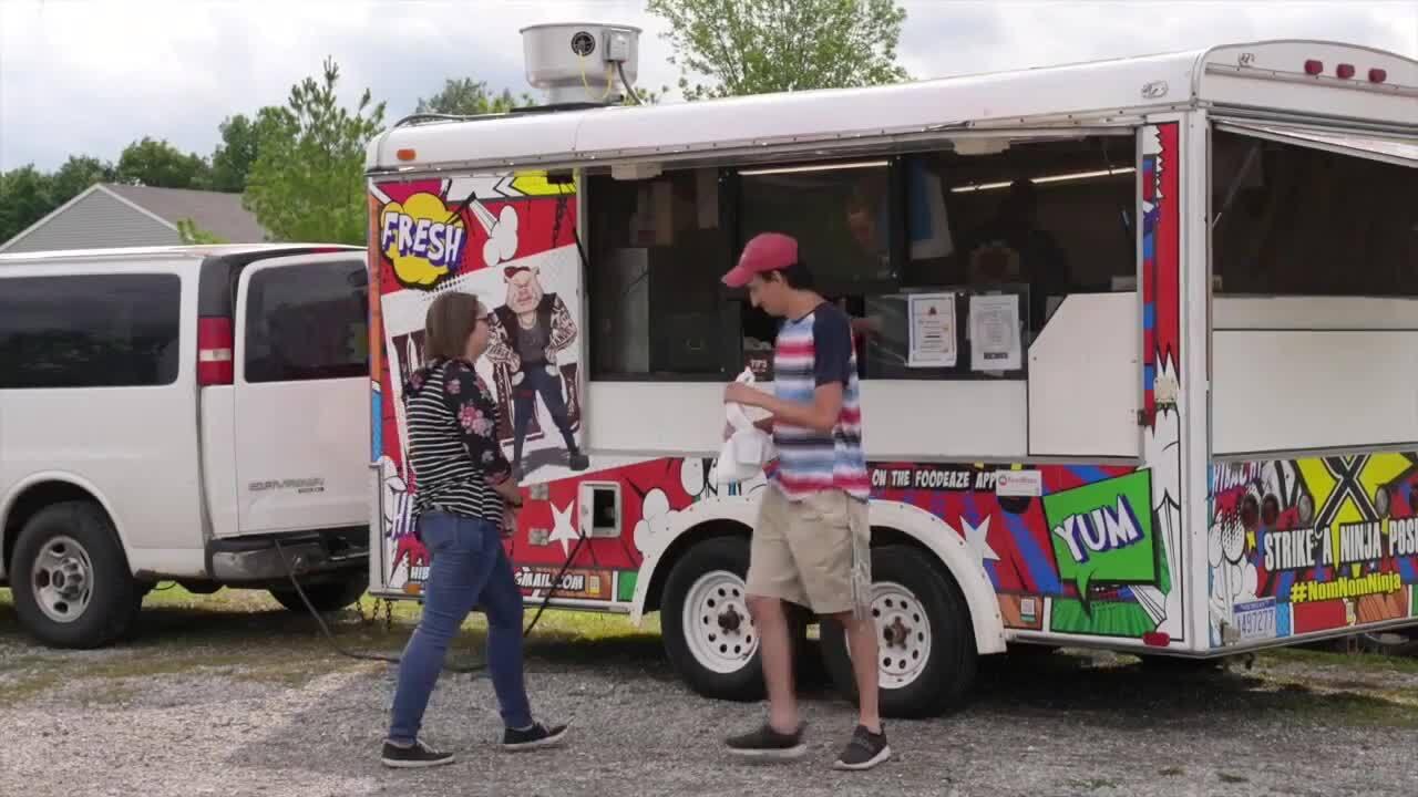 Food Truck Angel
