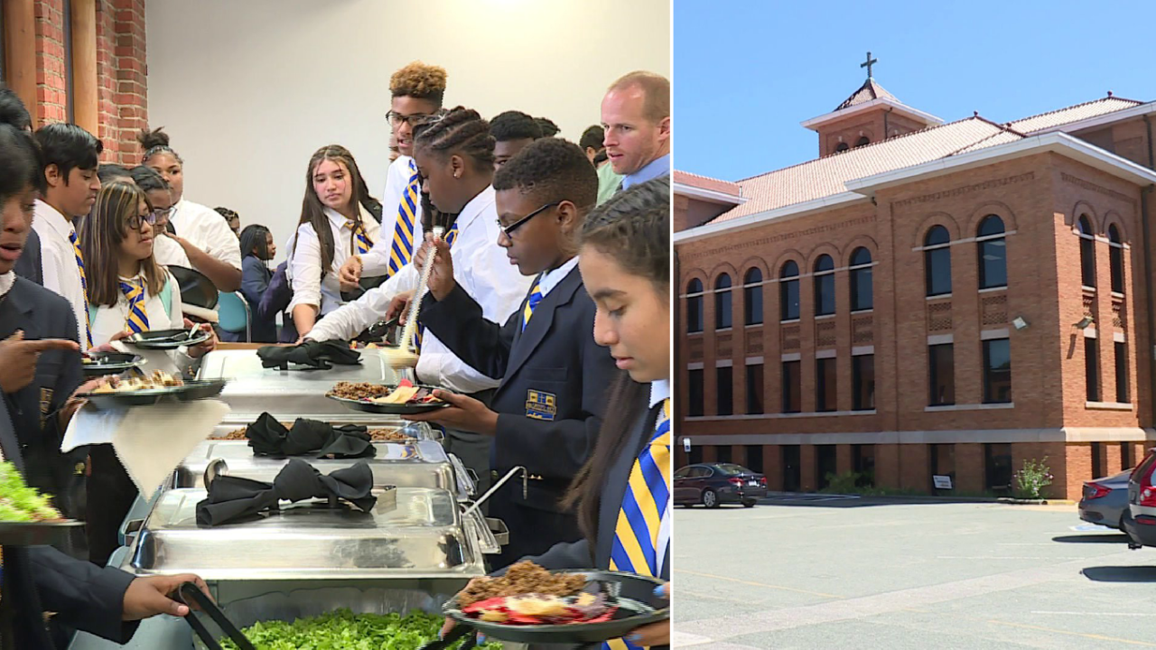 Richmond private school brings new hope to low-income students who dream of attendingcollege