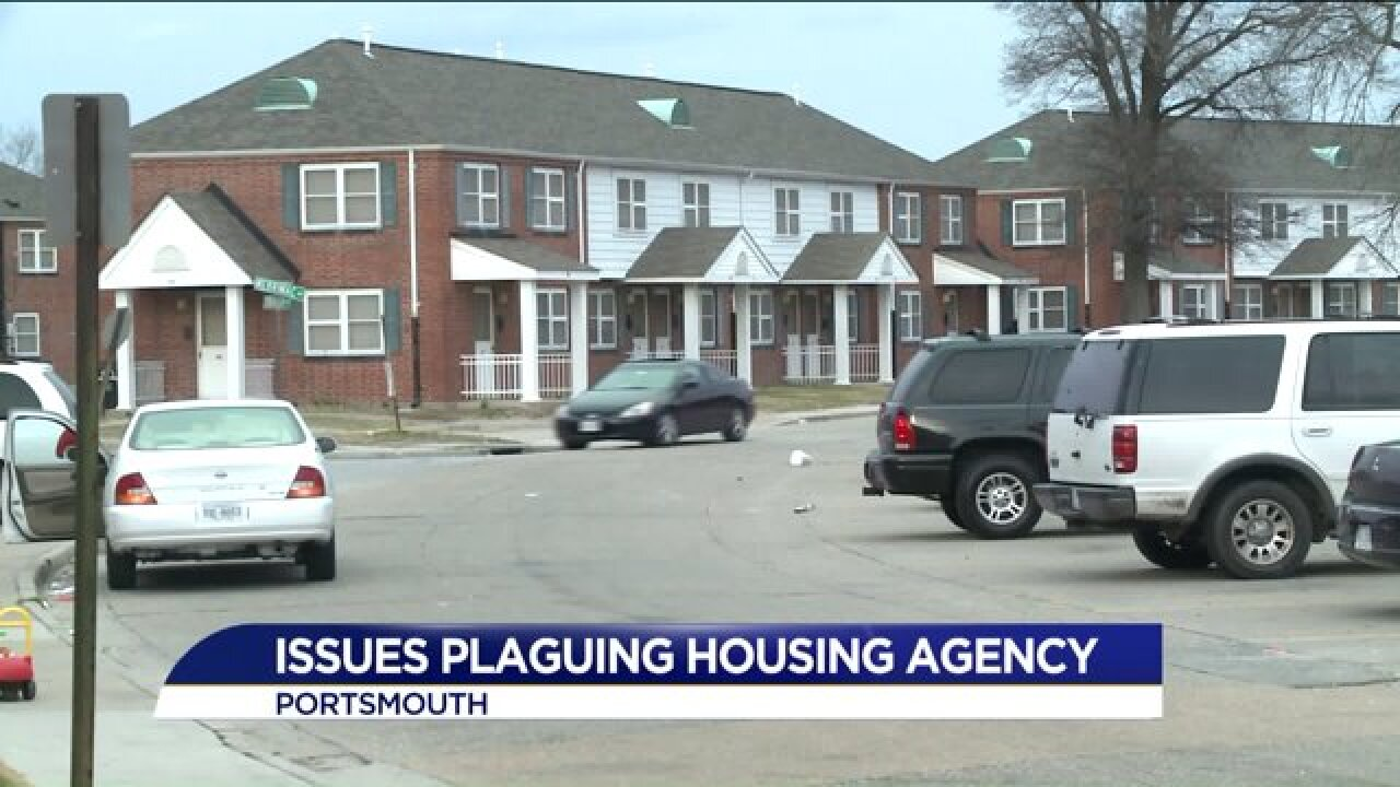 Director of the Portsmouth Housing and Redevelopment Authority fired