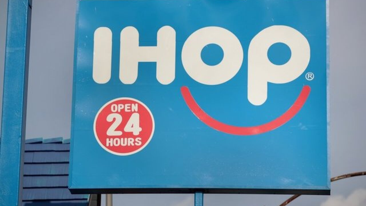 IHOP changes name back in time for 60th anniversary, offering 60 cent pancakes on July 17