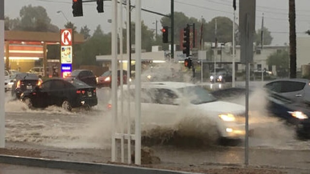 More rain is forecast for Southwest after monsoonal soaking