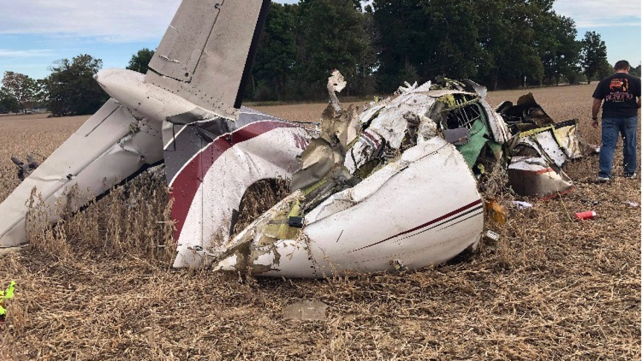 Pilot killed in plane crash near Kokomo identified