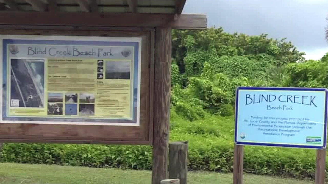 Blind Creek Beach Park