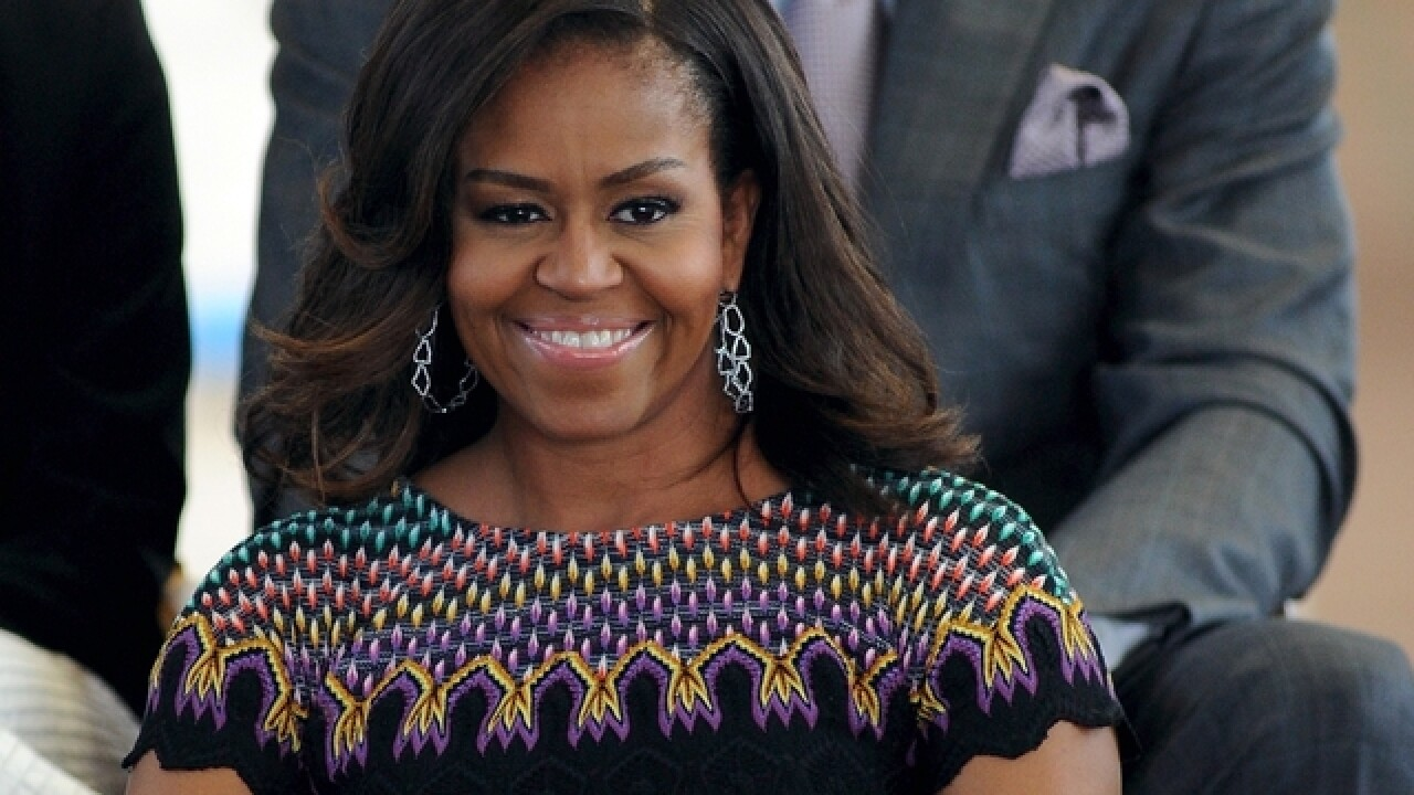 West Virginia mayor resigns after racist post about Michelle Obama