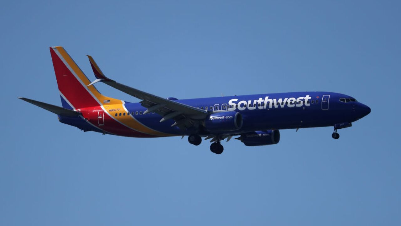 2 Southwest planes backed into each other at the Nashville airport, airline says