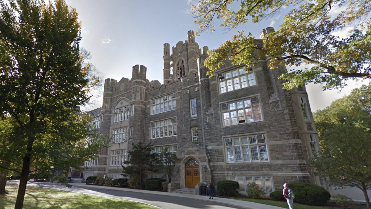 Fordham student critically injured in fall from clock tower