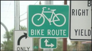 Light the Night event promotes bicycle safety