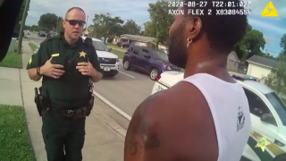Wrongly detained Black jogger now working with deputies to train their department