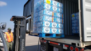 Florida Forest Service provides 7.6 million bottles of water, 1.8 million meals to Texans