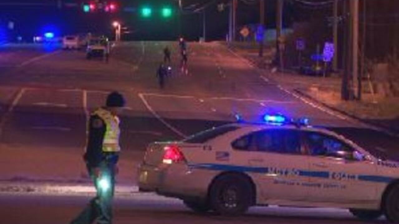 18-year-old killed in shooting on Dickerson Pike