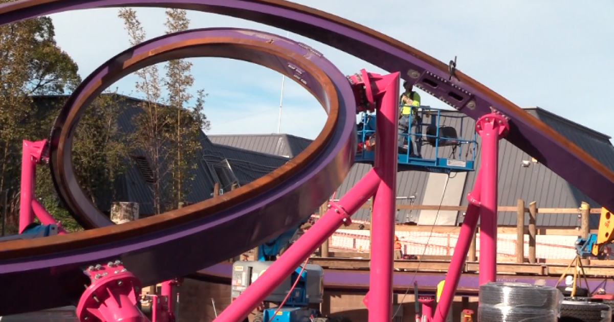 SeaWorld's latest ride closes due to 'mechanical issues'