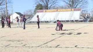 Booker T. Washington football