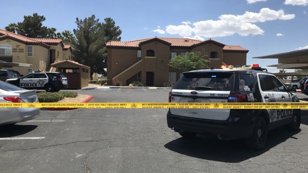 2-year-old boy shot, killed at apartment complex