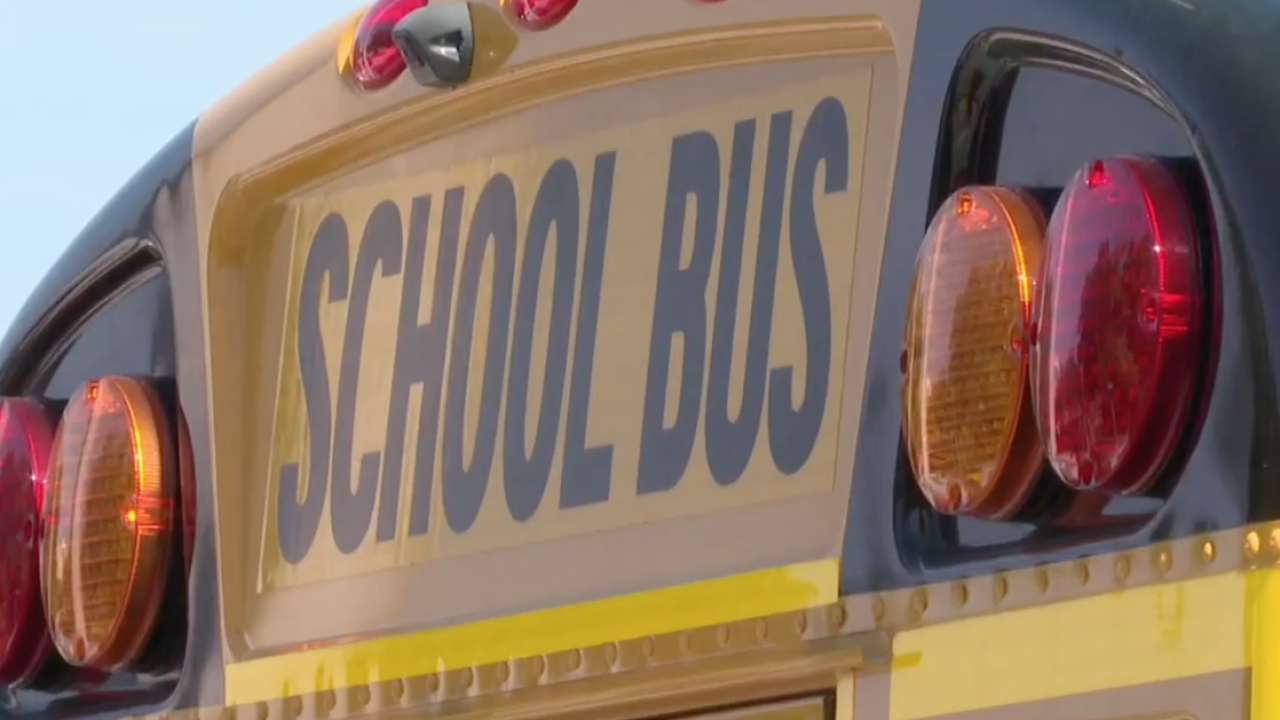 School bus issues continue in Anne Arundel County