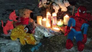 Candlelight vigil held for Great Falls boy