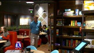 Uniquely Utah: Good food, board games at Good MoveCafe