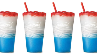 Sonic Scrapped Its Red, White And Blue Slushie