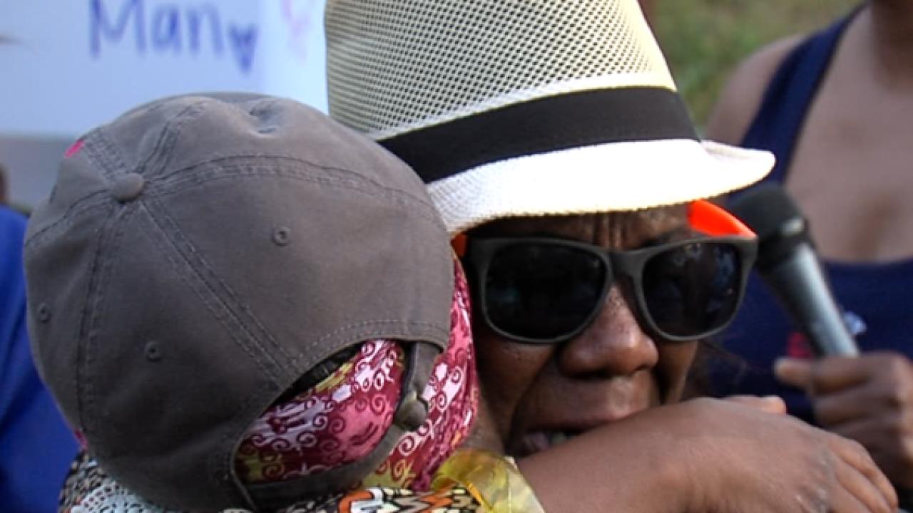 Vigil held for 13-year-old killed in shooting