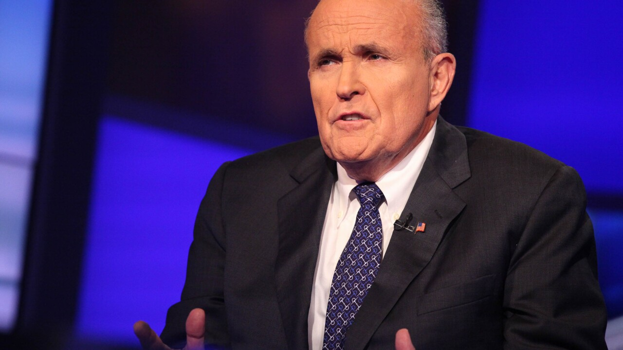 Giuliani to HuffPost: Trump could have 'shot James Comey' and not be prosecuted