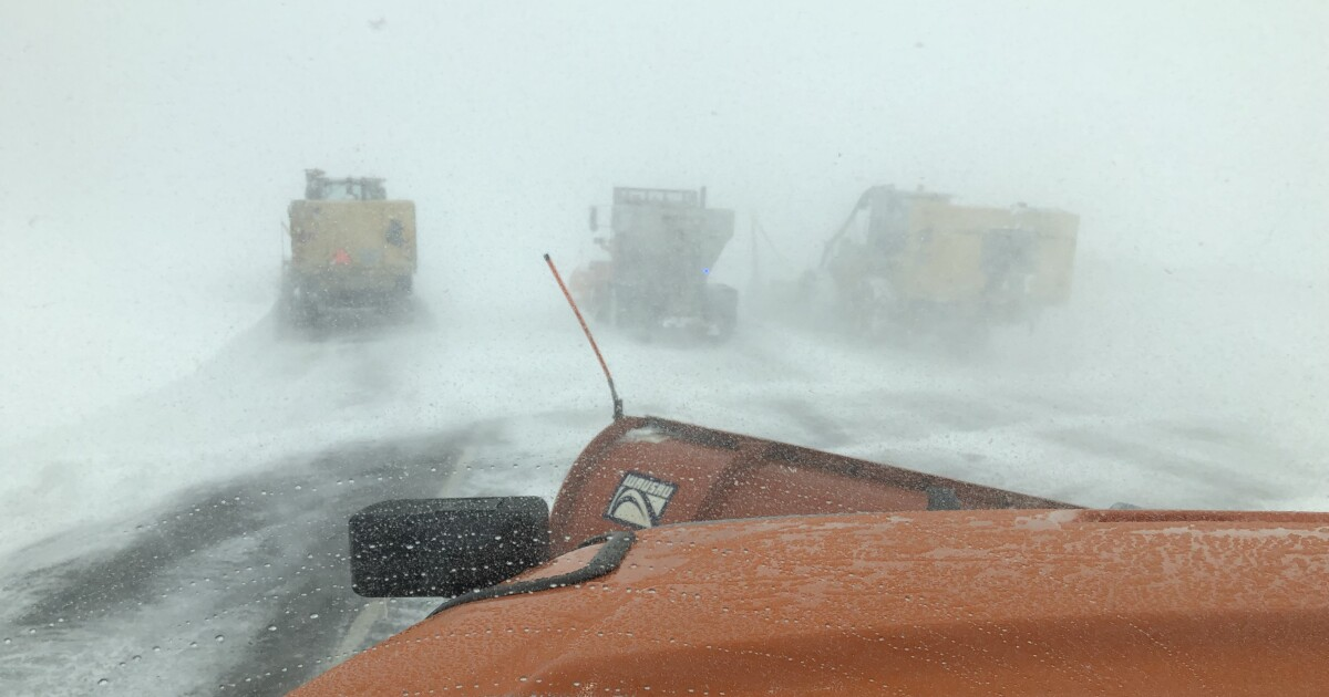 Trail Ridge Rd. remains closed after heavy June snow